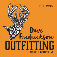 Dave Fredrickson Outfitting Logo